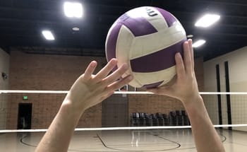 What Is A Double Contact In Volleyball Definition Meaning Sportslingo