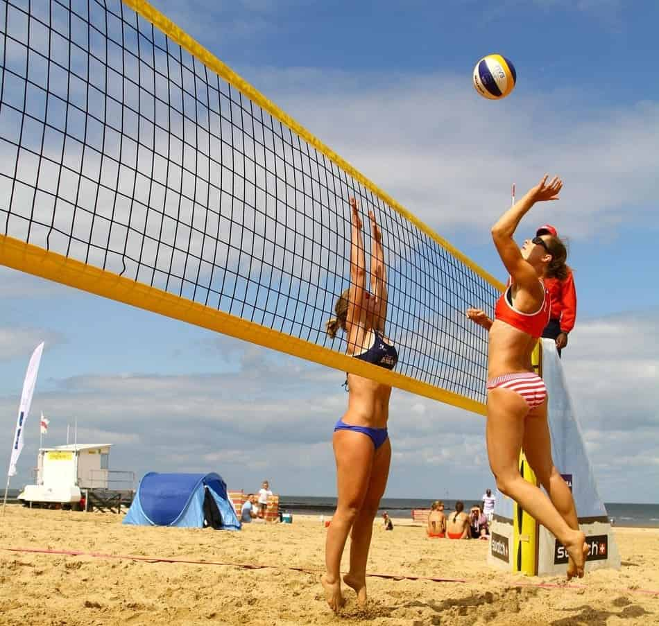 The 3 Types Of Hits In Volleyball Better At Volleyball