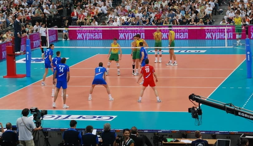 Master Guide To Liberos In Volleyball: Rules, Rotation ...